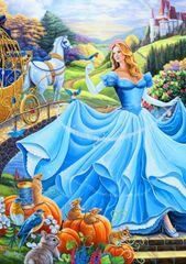 Blue Bird Puzzle 1000 pieces Cinderella