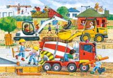 Castorland Maxi Puzzle : Construction site