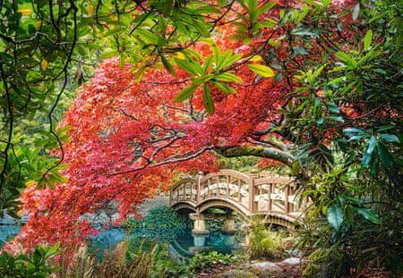 Castorland Puzzle 1000 db Japanese Garden