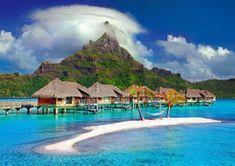 Blue Bird Bora Bora, Tahiti 500 dielikov