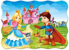 Castorland The Princess Couple