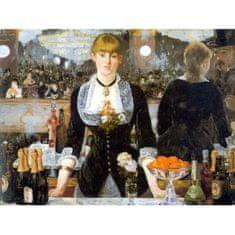 D-Toys Puzzle 1000 pieces Jigsaw Puzzle - 1000 Pieces - Impressionism - Manet