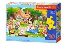 Castorland Snow White and the Seven Dwarfs