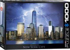 EuroGraphics Puzzle 1000 db New York City World Trade Center