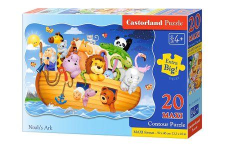 Castorland XXL db - Noah's Ark
