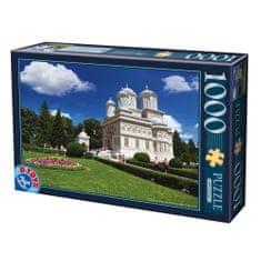 D-Toys Puzzle 1000 db Curtea de Arges Monastery - Roumania
