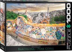 EuroGraphics Puzzle 1000 db Barcelona