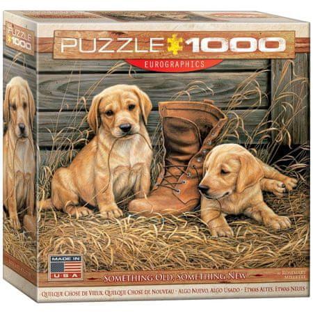 EuroGraphics Puzzle 1000 db Something Old, Something New