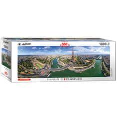 EuroGraphics Puzzle 1000 db Paris, France