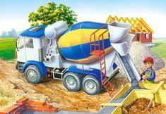 Castorland Construction site