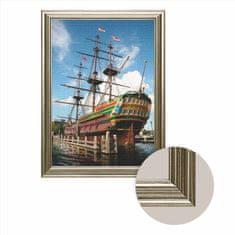 D-Toys Frame + canvas: Nederlands Scheepvaart Museum, Amsterdam