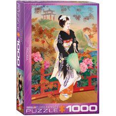 EuroGraphics Puzzle 1000 db Morita: Higasa