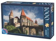 D-Toys Puzzle 1000 db Château de Hunedoara, Château des Corvin - Roumanie
