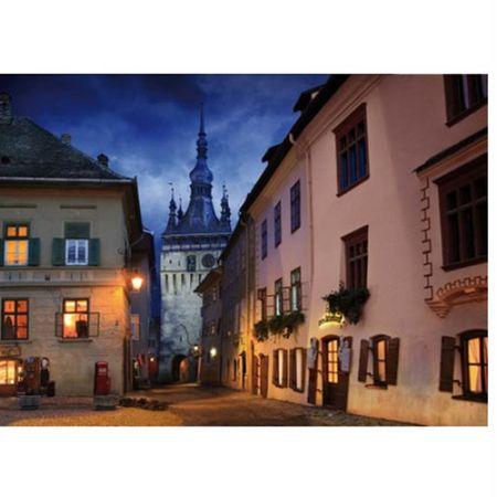 D-Toys Puzzle 1000 db Jigsaw Puzzle - 1000 Pieces - Romania : Schasburg,