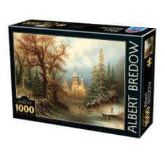 D-Toys Puzzle 1000 db Albert Bredow