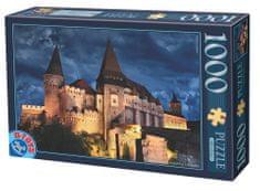 D-Toys Puzzle 1000 db Château de Hunedoara by Night, Château des Corvin b