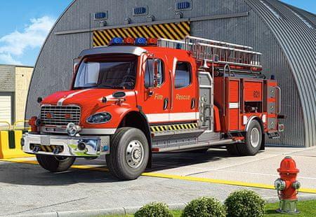 Castorland Puzzle 120 db Fire Truck