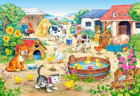 Castorland The Farm