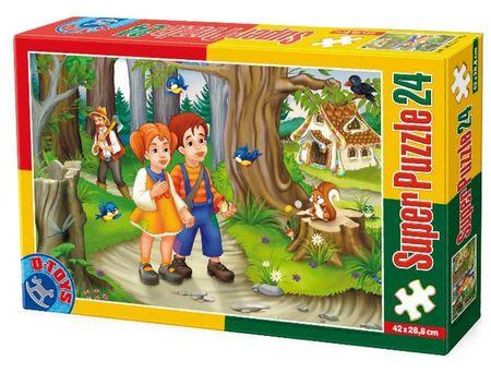 D-Toys XXL db -Hansel and Gretel