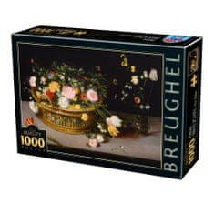 D-Toys Puzzle 1000 dílků Pieter Brueghel