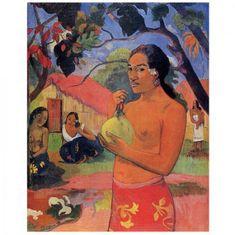 D-Toys Puzzle 1000 pieces Jigsaw Puzzle - 1000 Pieces - Impressionism - Gaugu
