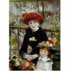 D-Toys Renoir: Na terase 1000 dielikov