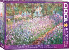 EuroGraphics Monet: Záhrada umelca 1000 dielikov