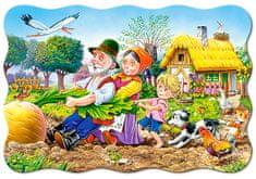 Castorland Big Turnip II 20 dielikov