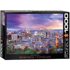 EuroGraphics Puzzle 1000 db Montreal