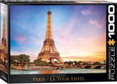EuroGraphics Puzzle 1000 db Paris Eiffel Tower