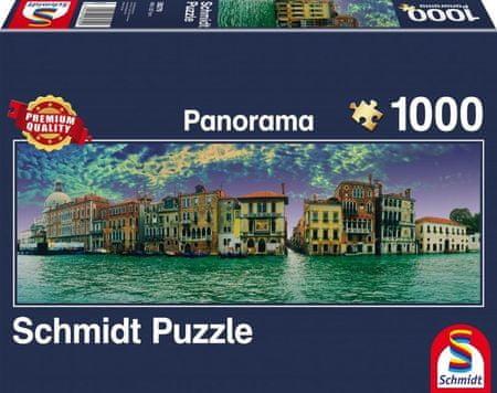 Schmidt Puzzle 1000 db Venice