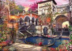 KS Games Puzzle 2000 db Dominic Davison: Love in Venice