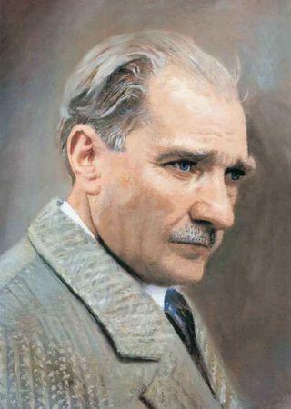 KS Games Puzzle 500 dílků Atatürk