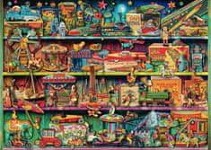 Schmidt Puzzle 1000 db Aimee Stewart - Wonderful World of Toys