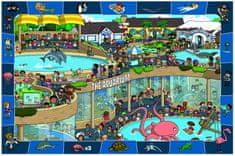 EuroGraphics Puzzle 100 pieces Aquarium Fou