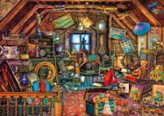 Schmidt Puzzle 1000 db Aimée Stewart - Treasures under the Roof