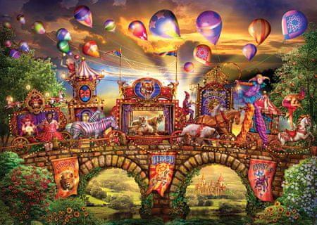 KS Games Puzzle 2000 db Ciro Marchetti: Carnival Parade