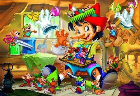 EuroGraphics Pinocchio