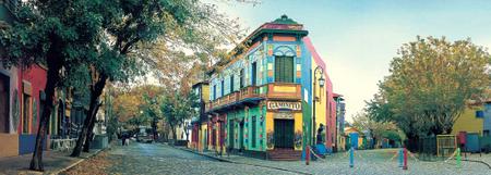 KS Games Puzzle 1000 db Argentine, Calle Caminito