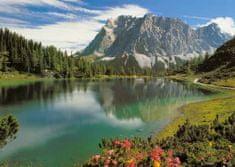 KS Games Puzzle 1000 db Autriche : Lac Seebensee
