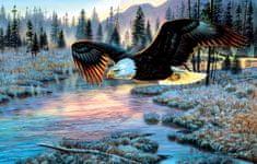 SunsOut Puzzle 1000 pieces Cynthie Fisher - Eagle Dawn
