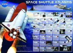 EuroGraphics Puzzle 1000 db Space Shuttle Atlantis