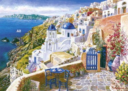 Schmidt Puzzle 1000 dílků Jigsaw Puzzle - 1000 dílků - Sam Park : Santorini