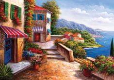 KS Games Puzzle 1000 db Italie : La Côte Amalfitaine