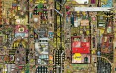 Schmidt Puzzle 1000 db Colin Thompson: Fantastic Cityscape