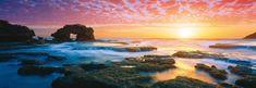 Schmidt Gray: Bridgewater Bay Sunset, Australia 1000 dielikov