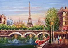 KS Games Puzzle 500 dílků Jin Park: Paris