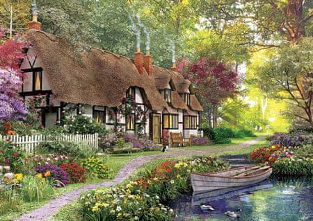KS Games Puzzle 1000 db Dominic Davison: Cottage