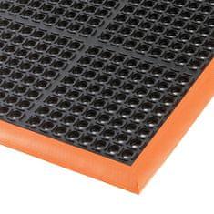 Olejivzdorná průmyslová extra odolná rohož (100% nitrilová pryž) Safety Stance - 2,2 cm