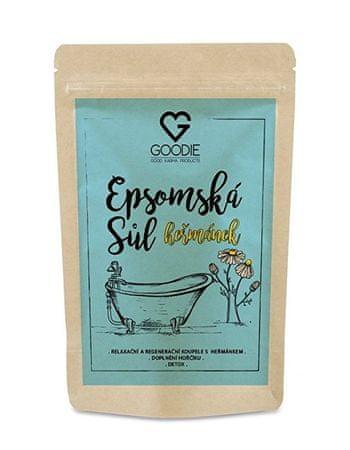 Epsomská soľ s harmančekom 250 g